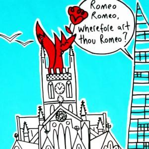 Romeo and the Shard
